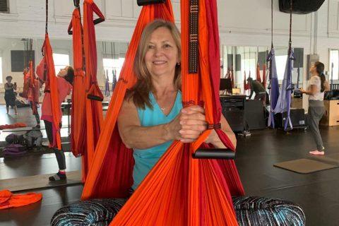 Yoga Trapeze **